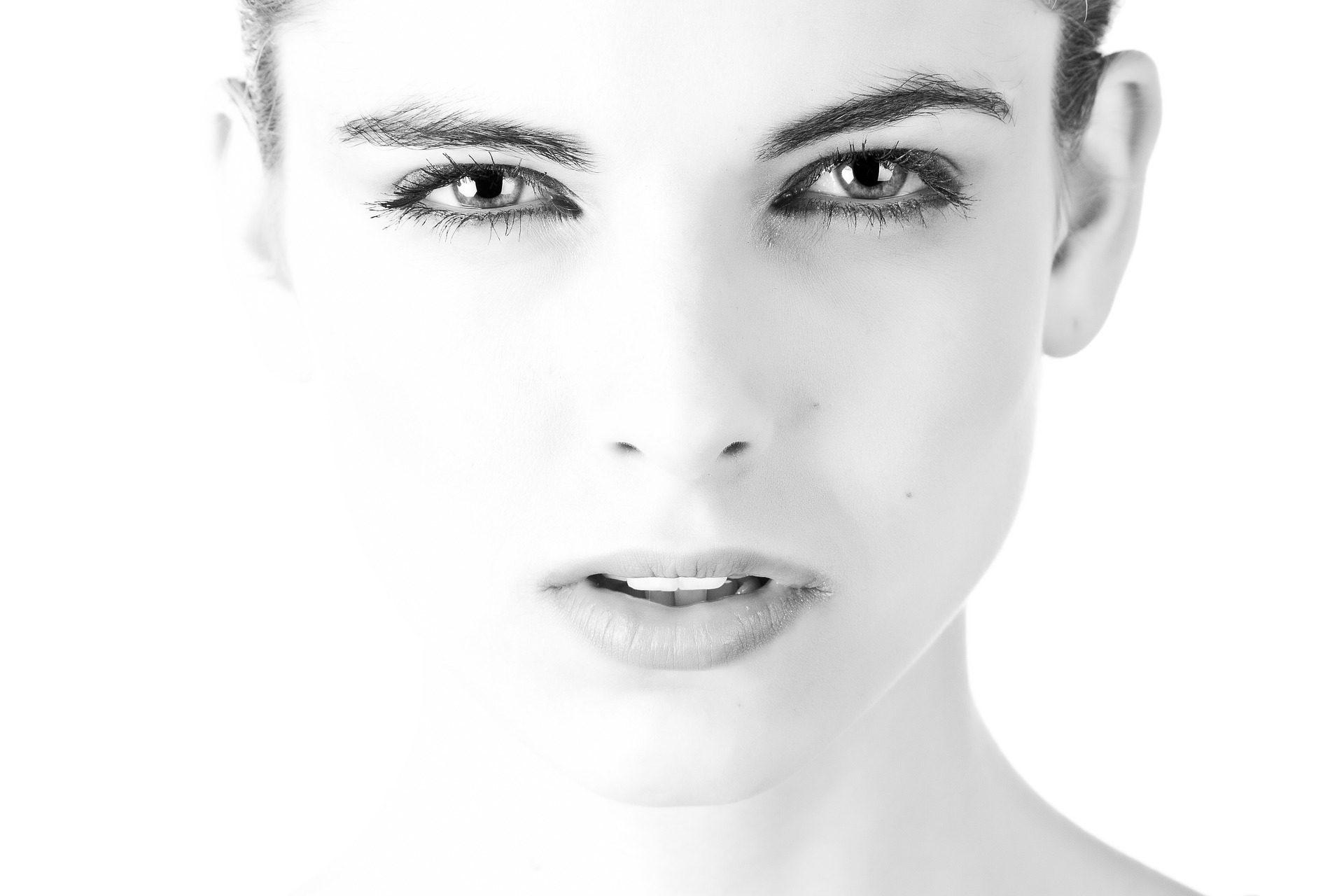 model good face shape