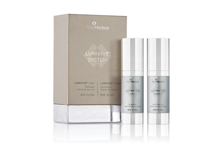 Lumitive System Day & Night cream treatment